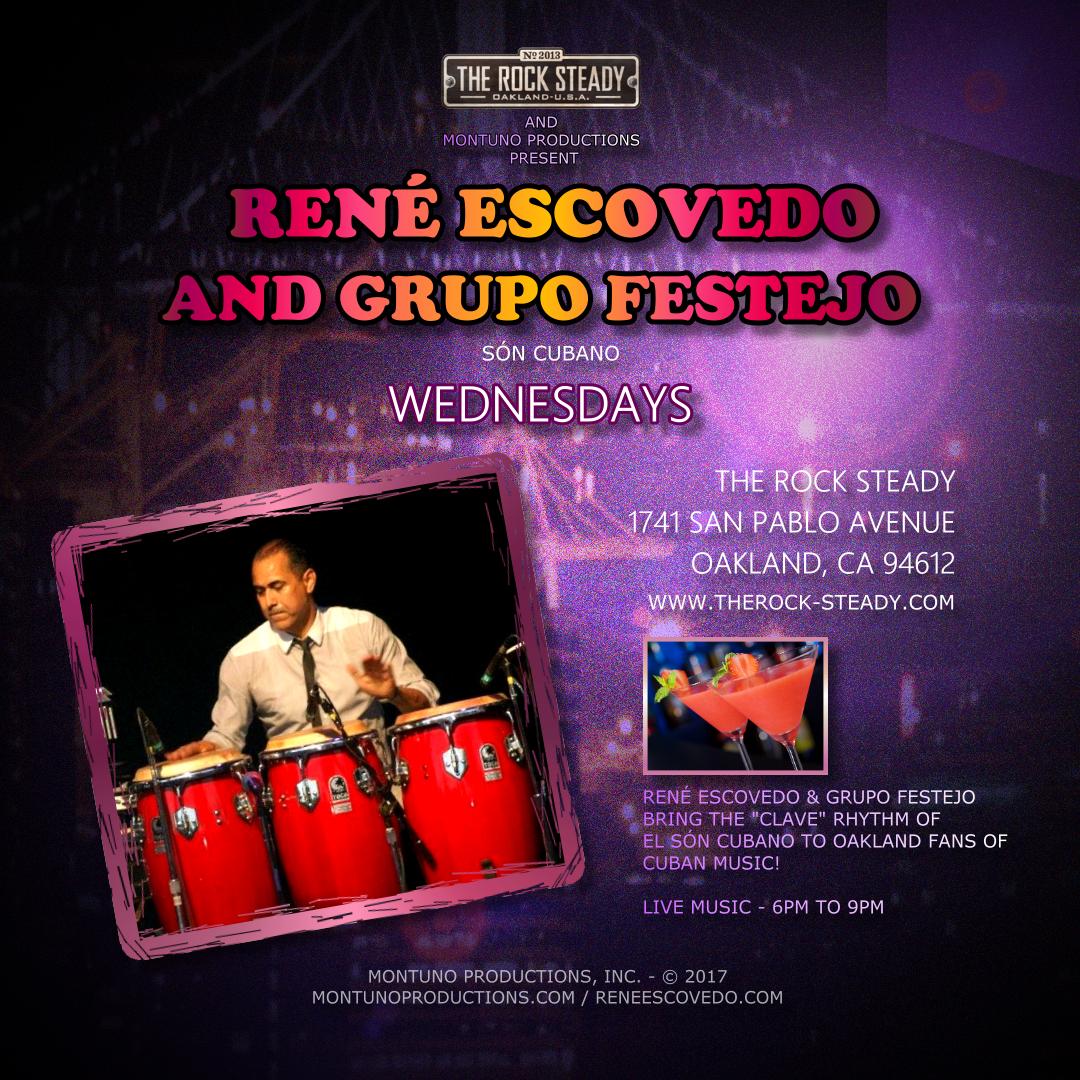 René Escovedo & Grupo Festejo